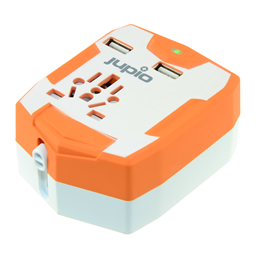 Afbeelding van Jupio PowerVault 6000 Travel Adapter