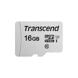 Afbeelding van Transcend 16GB micro SDHC Class 10 UHS-I U1 (R 95MB/s | W 45MB/s) (no box & adapter)