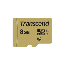 Afbeelding van Transcend 8GB micro SDHC Class 10 UHS-I U1 MLC (R 95MB/s | W 60MB/s) (with adapter)