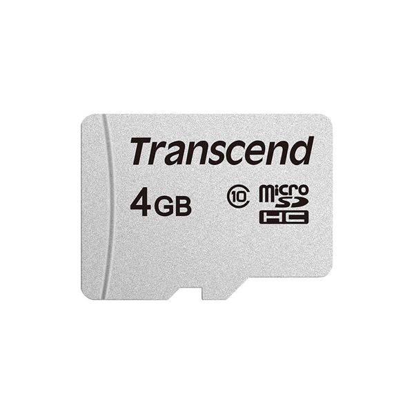 Afbeelding van Transcend 4GB micro SDHC CARD Class 10 (20MB/s)  (no box & adapter)