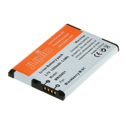 Afbeelding van MS1 for BlackBerry Bold 9000 1250 mAh