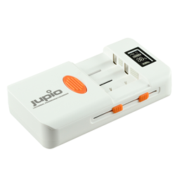 Afbeelding van Jupio Universal Powervault-Charger (World Edition)